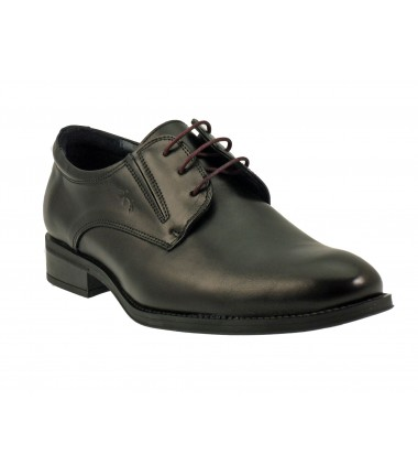 Chaussures lacets FLUCHOS-Heracles-8410-noir