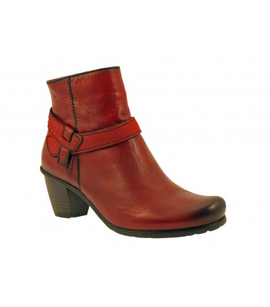 Bottines Fluchos-8527-3 coloris
