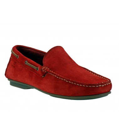 Mocassins Dingo nubuck 6806L - 7coloris