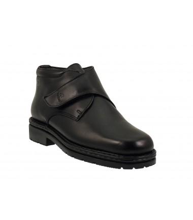 Chaussures scratch FLUCHOS-3260-noir