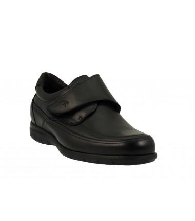 Chaussures lacets FLUCHOS-8782-noir