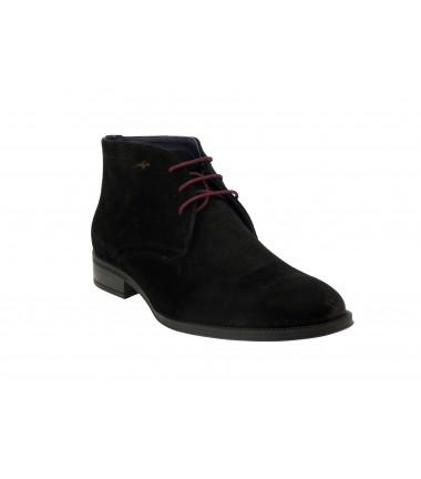 Chaussures lacets Fluchos-8415n-nubuck-3 coloris
