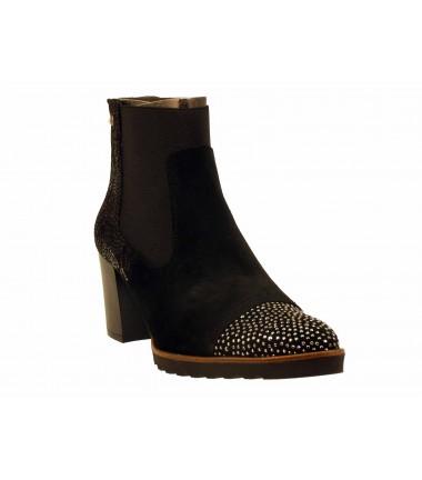 Boots Dorking-D7227-CAPI-Noir