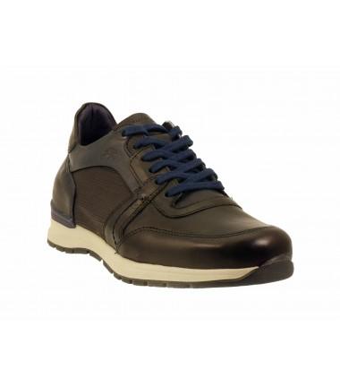 Chaussures lacets Fluchos-9813-Noir