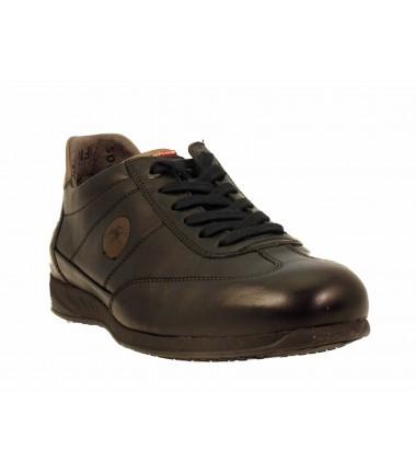 Chaussures lacets FLUCHOS-8789-noir