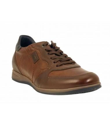 Chaussures lacets -Fluchos-9261-Brandy