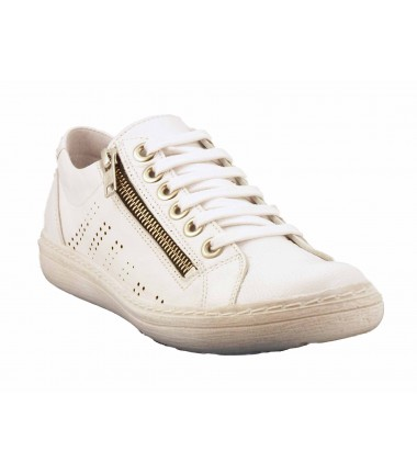 Tennis basse Chacal-4251- Blanc