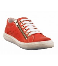 Tennis basse Chacal-4251- Rouge