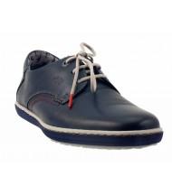 Chaussure lacets Fluchos-9710-Marine