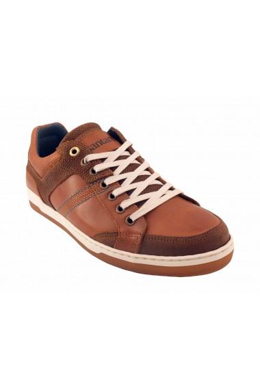 Chaussures lacets Santafé-Adams-Naturel