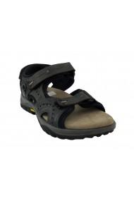 sandale Scratch Grisport-40507tv-noir