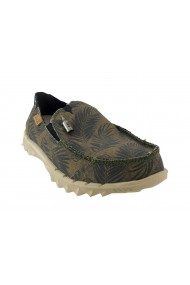 Mocassins Farty Dude-Print tropical khaki
