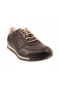Chaussures Fluchos à lacets-Sander F1186- Habana Noir