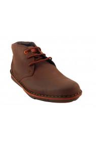 Chaussures lacets-Fluchos-F0701-Marron